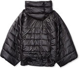 Ralph Lauren 7-16 Quilted Taffeta Poncho
