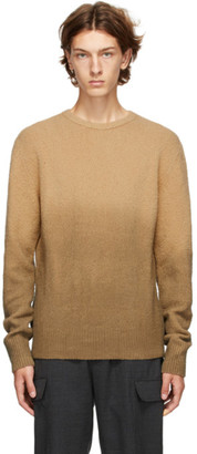 Officine Generale Taupe Neils Sweater