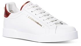 Dolce & Gabbana Women's Low-Top Sneakers