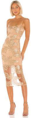 Nookie Vanity Midi Dress