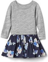 Gap Double-layer floral dress