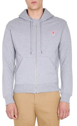 Ami Sweatshirt With Zip