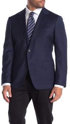 Bonobos Jetsetter Plaid Standard Fit Wool Blend Blazer