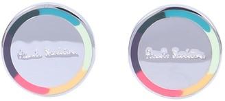 Paul Smith Circular Cufflinks With Logo