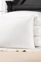 4-Pack Ella Jayne Home 220 Thread Count Gusseted Microfiber Pillows - White