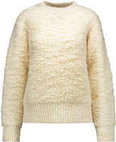 MM6 MAISON MARGIELA Wool-bouclé sweater