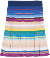 Missoni Pleated Mini Skirt