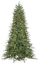Williams-Sonoma Williams Sonoma Faux Lighted Fraser Fir Christmas Tree