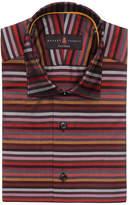 Robert Talbott Crespi Iii Tailored Fit Dress Shirt