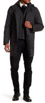 Sanyo Micro Herringbone Fill Jacket