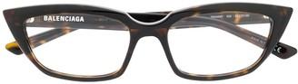 Balenciaga Eyewear Cat Eye Glasses
