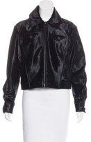 Chanel Paris-Dallas Calfhair Jacket