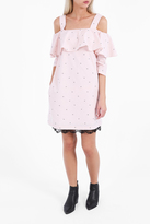 Paul & Joe Naemaden Off-The-Shoulder Daisy Dress
