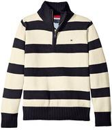 Tommy Hilfiger George Stripe Sweater (Big Kids)