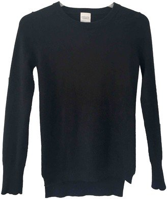 Madeleine Thompson Black Cashmere Knitwear