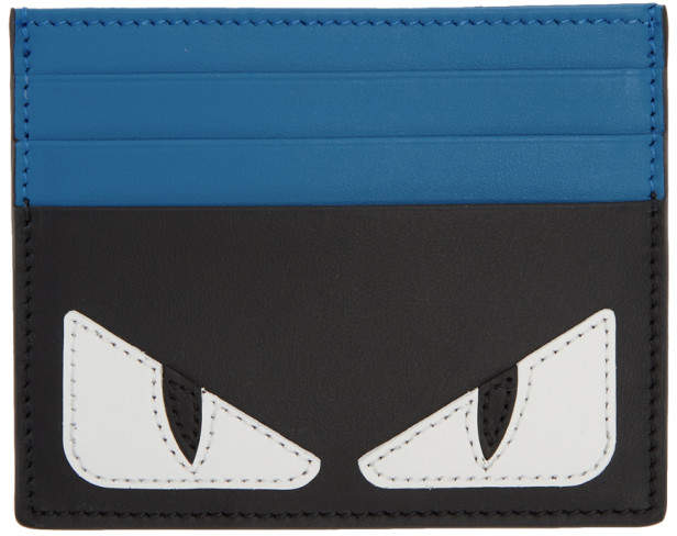 5ed8b88fa47b Fendi Card Wallets Men - ShopStyle