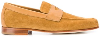 John Lobb Rowan low-heel loafers