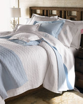 Sferra King 3-Piece Cane-Embroidered Duvet Set