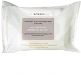 Korres Milk Proteins Cleansing & Make Up Removing Wipes x25 - Special Buy