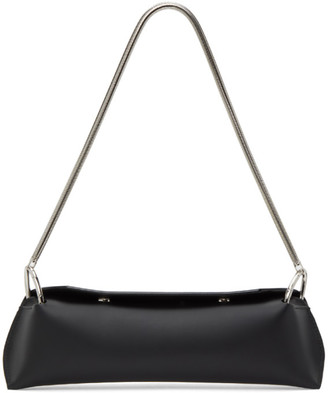 Venczel Black Chain Elan Shoulder Bag