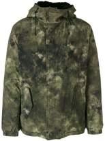 Marcelo Burlon County of Milan tie-dye jacket