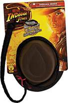 Rubie's Costume Co Officially Licensed Indiana Jones Classic Hat & Bullwhip Set