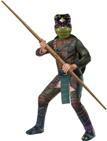 Rubie's Costume Co Brown Donatello Dress-Up Set - Kids