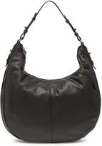 Lucky Brand Ebon Leather Hobo Shoulder Bag