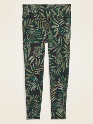 Old Navy High-Waisted Elevate Plus-Size 7/8-Length Leggings