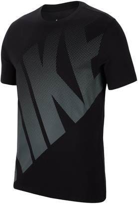 Nike Dri-FIT Cotton-Blend Training Tee