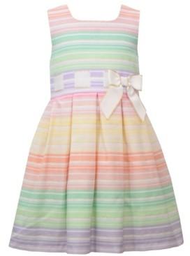 Bonnie Jean Little Girls Sleeveless Waistline Dress