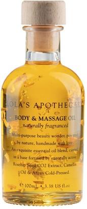 Lola's Apothecary Monsoon Paradise Illuminating Body & Massage Oil