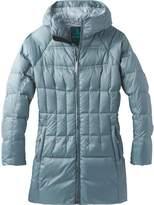 Prana Imogen Long Hooded Down Jacket - Women's