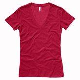 B.ella Bella+Canvas Jersey deep v-neck t-shirt XL