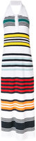 Rosie Assoulin rainbow striped dress - women - Cotton - XS
