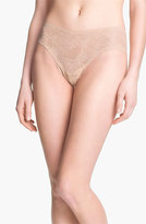 Cosabella Women's 'Trenta' Low Rise Lace Thong