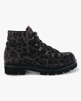 Montelliana Anabel Wool Leopard Boot