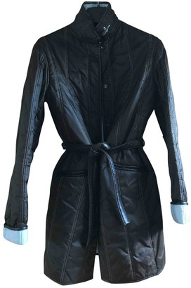 Fay Brown Coat for Women