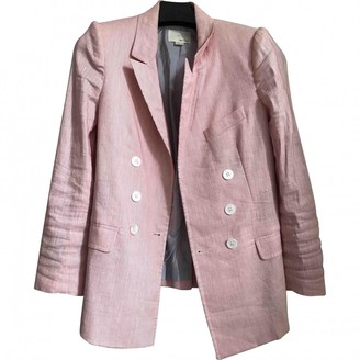 Band Of Outsiders Multicolour Cotton Jacket for Women