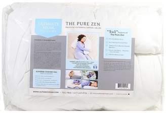Ultimate Mum Pillows Pregnancy and Nursing Pillow The Pure Zen Pillow Cresent-Shaped