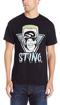 WWE Men's Retro Sting Men's T-Shirt