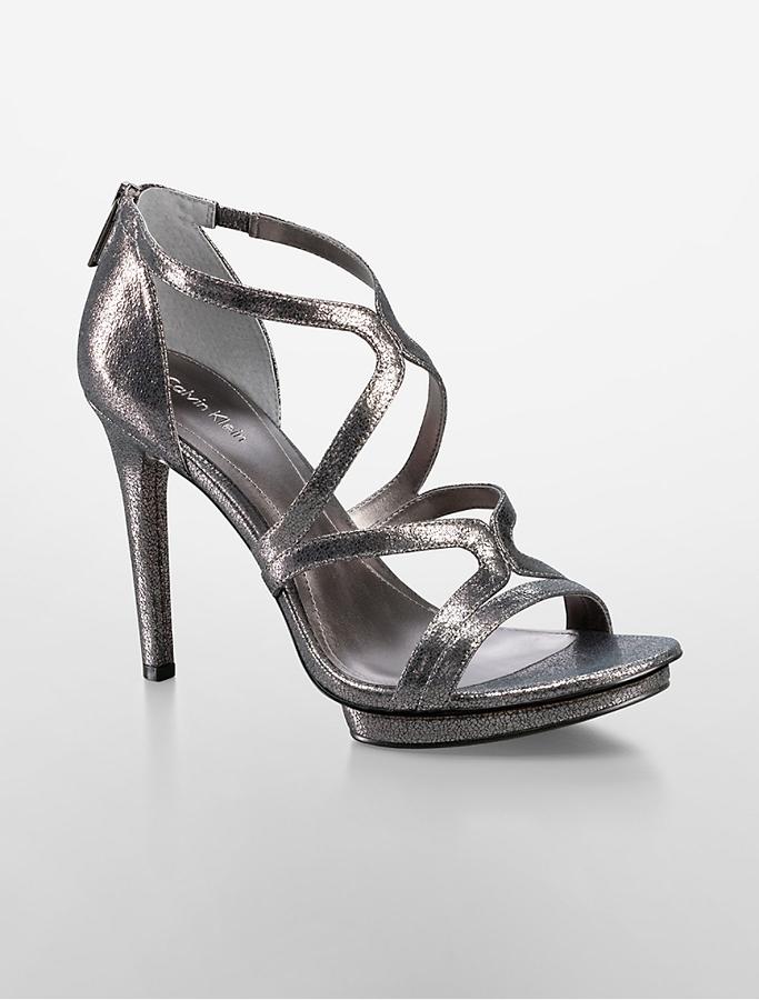 Calvin Klein Versie Strappy Sandal