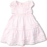 Biscotti Birthday Girl Dress (Toddler) (White) - Apparel