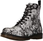 Dr. Martens Women's Pascal Paint Slick Backhand Combat Boot