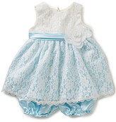 Jayne Copeland Baby Girls 12-24 Months Lace-Overlay Dress