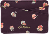 Cath Kidston Mallory Sprig Printed Leather Card Holder