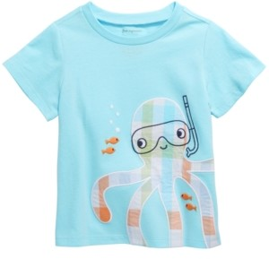 First Impressions Baby Boys Cotton T-Shirt, Created for Macy's
