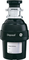 GE 3/4 HP Batch-Feed Garbage Disposal - Non Corded - GFB760V