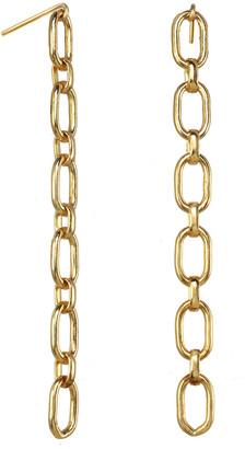 Kozakh Finito Chain Dangle Earrings