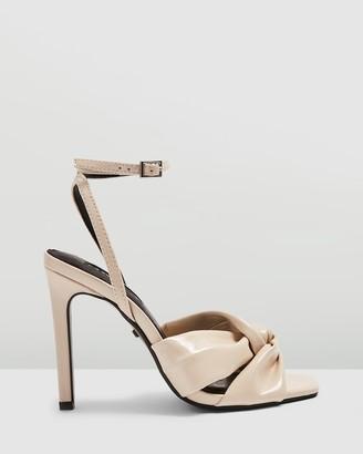 Topshop Rumba Patent Sandals